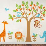 Baby Nursery Decals