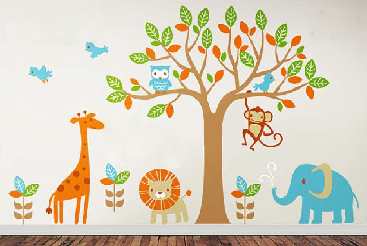 Picture of: Baby Nursery Decals
