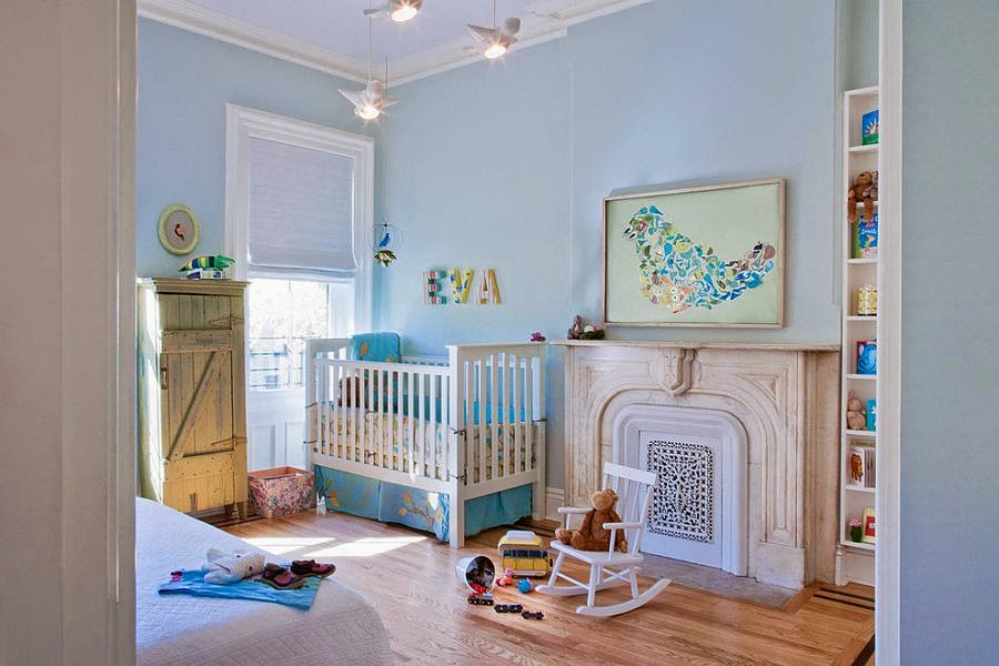 Image of: Baby Nursery Themes Design