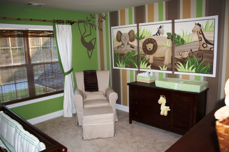 Image of: Baby Nursery Themes for Boys