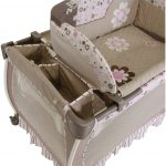 Baby Trend Nursery Center Roll