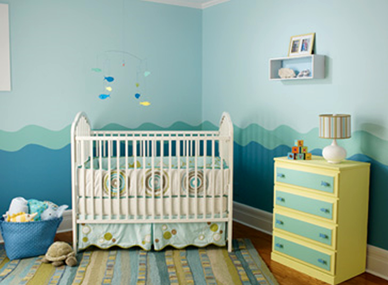 Baby Unisex Nursery Ideas