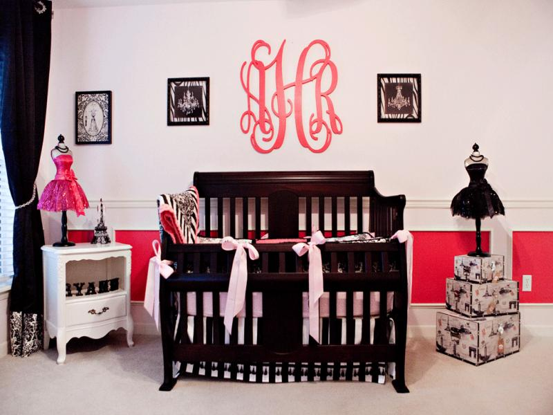 Image of: Ballerina Nursery Attractive