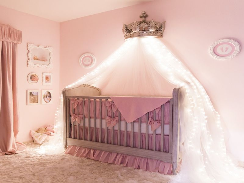 Image of: Ballerina Nursery Beautiful