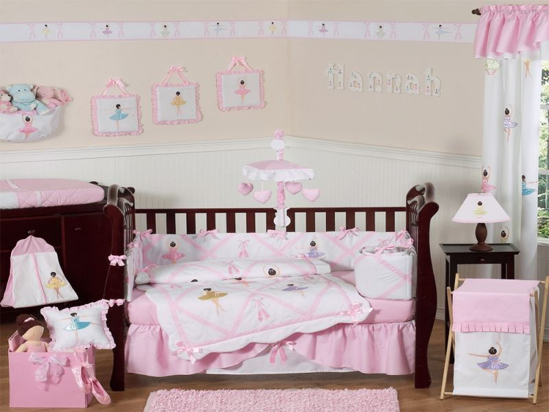 Image of: Ballerina Nursery Ideas