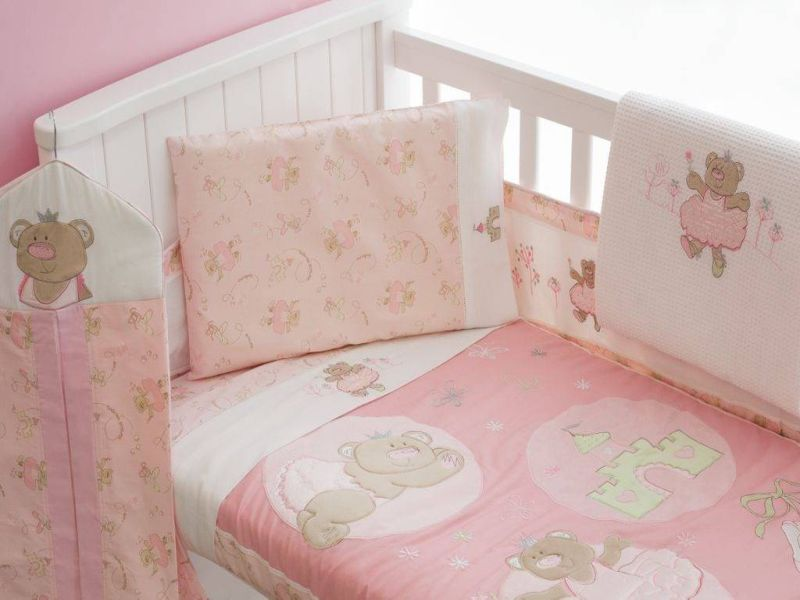 Image of: Ballerina Nursery Princess