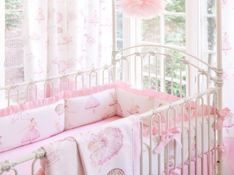 Picture of: Ballerina Nursery elegant