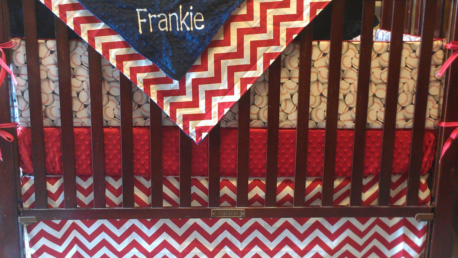 Picture of: Baseball Nursery Bedding Ideas