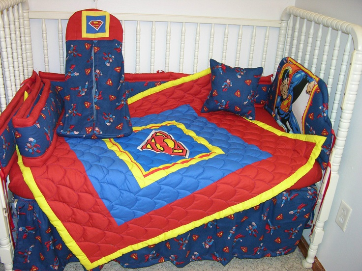 Picture of: Batman Nursery Bedding Set Ideas