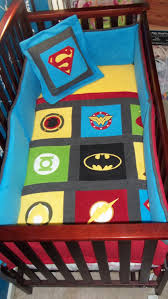 Picture of: Batman Nursery Bedding Superhero