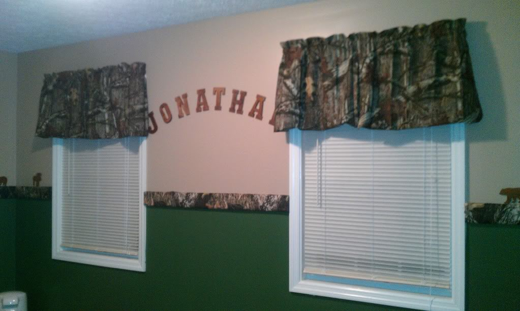 Beautiful Camo Nursery
