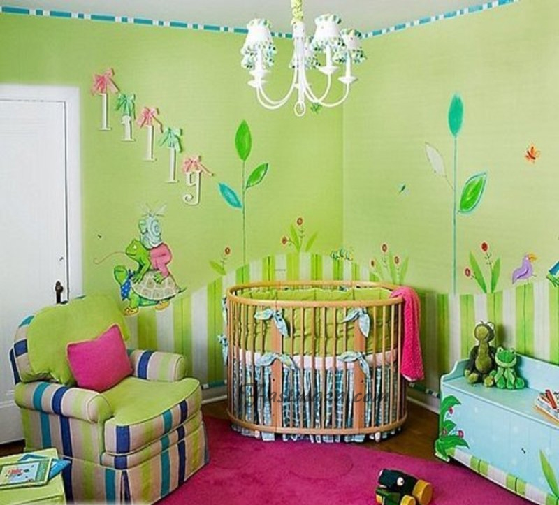Picture of: Beautiful Unisex Nursery Ideas