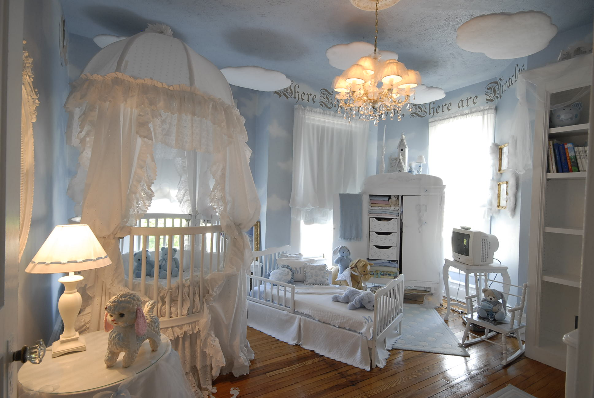 Picture of: Beauty Baby Boy Nursery Themes