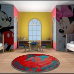 Beauty Minnie Mouse Nursery