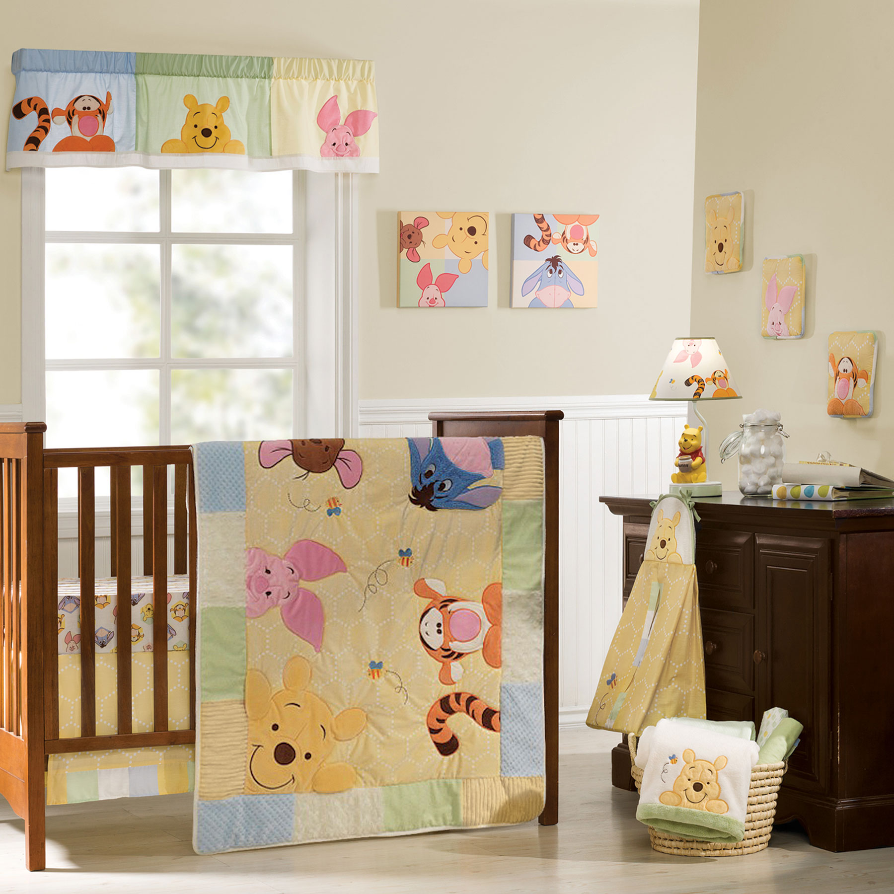 Picture of: Beauty Winnie the Pooh Nursery