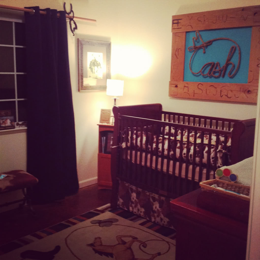 Image of: Best Cowboy Nursery
