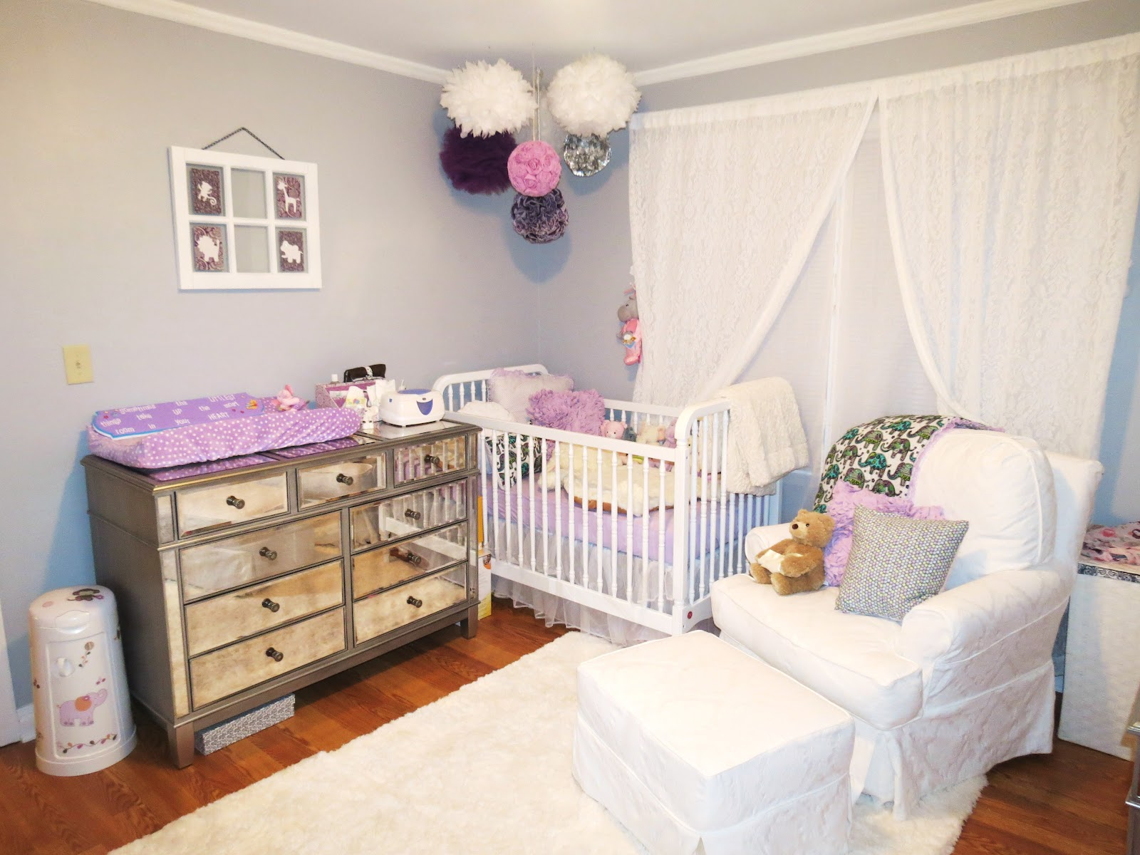 Image of: Best Dresser for Nursery