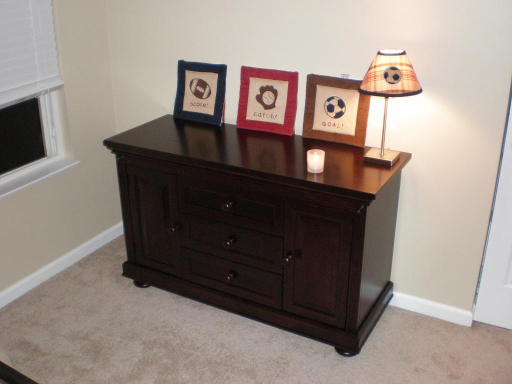 Picture of: Best Espresso Dresser for Nursery
