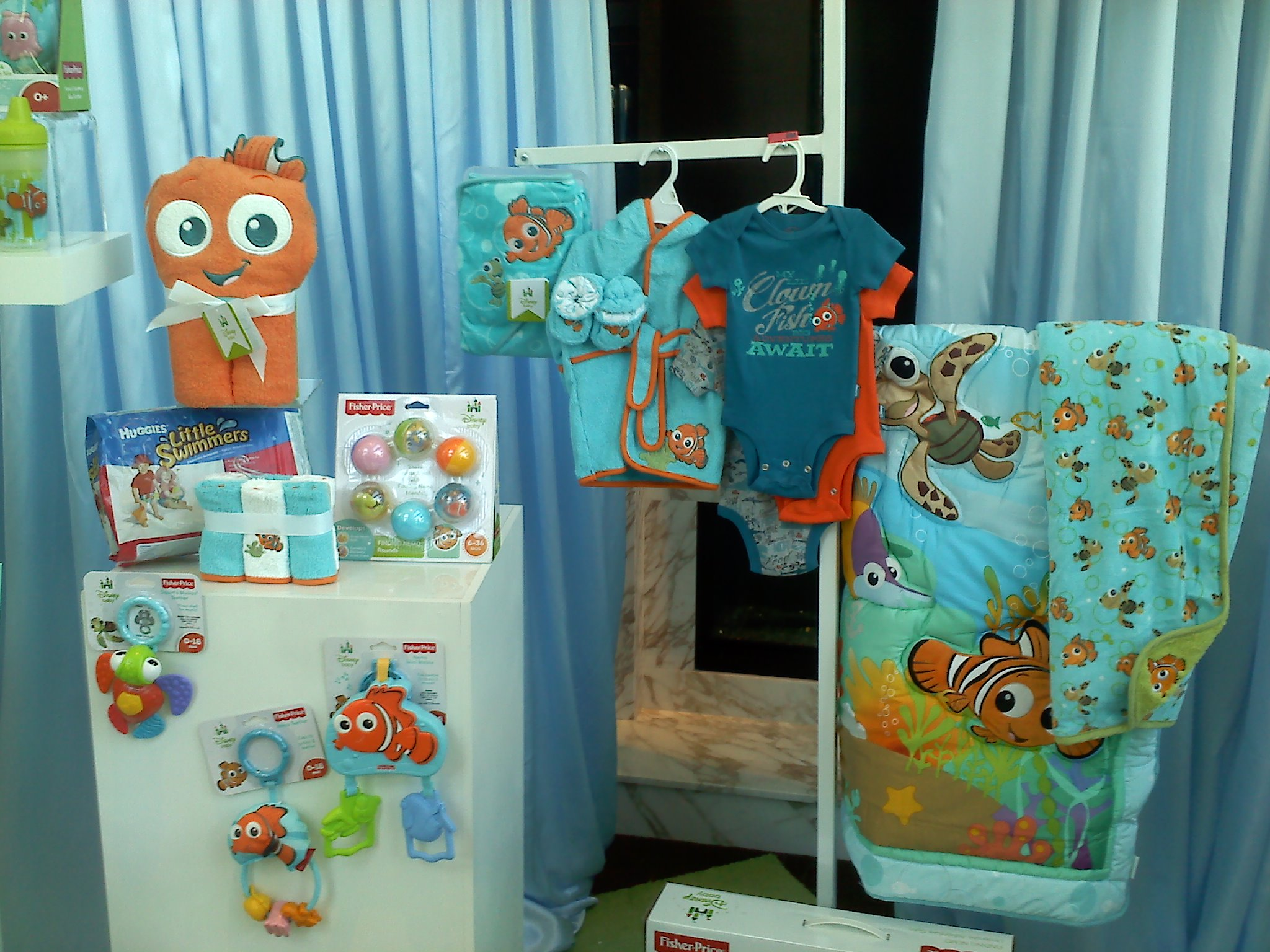 Picture of: Best Finding Nemo Nursery