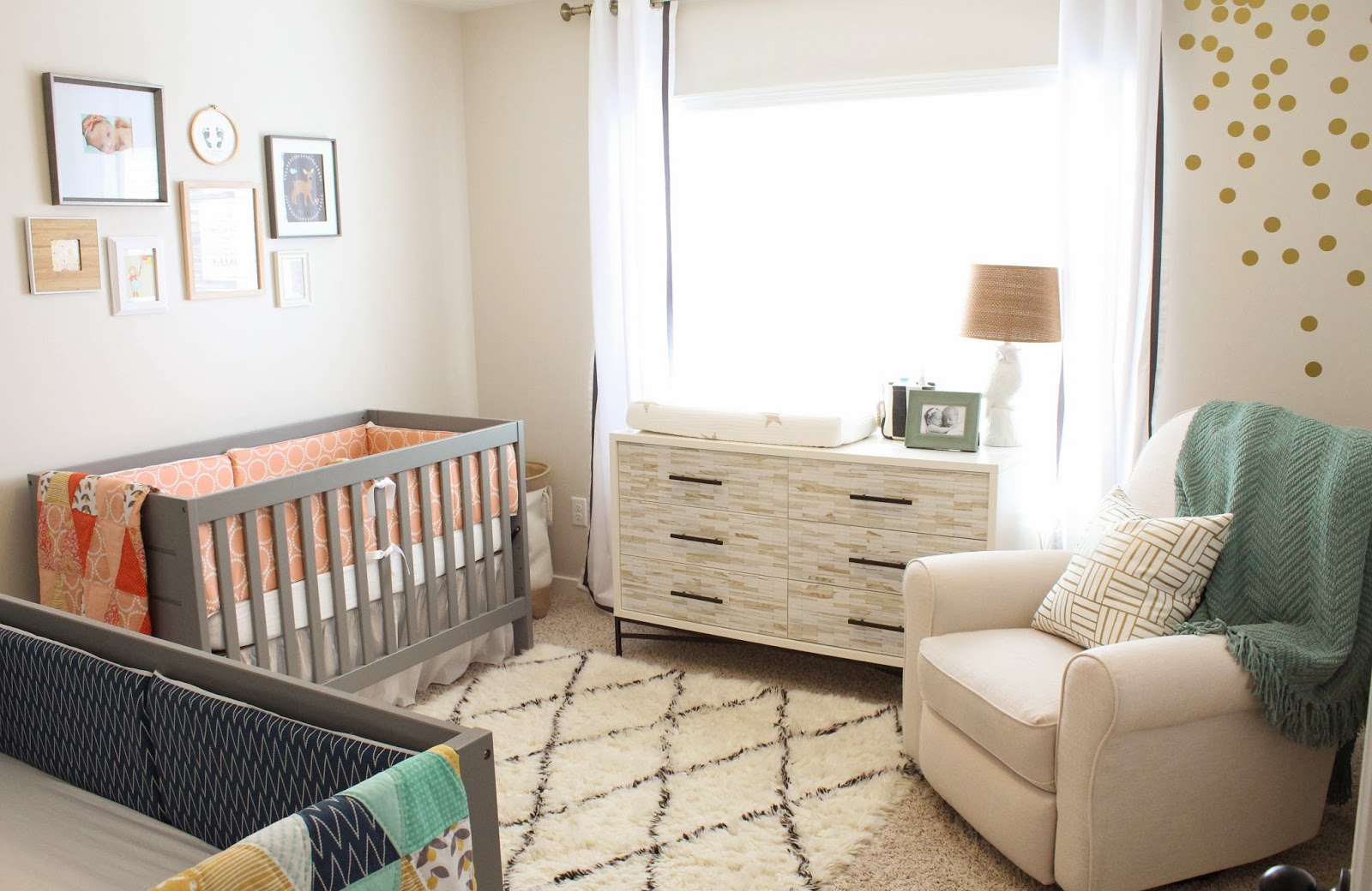 Image of: Best Gender Neutral Nursery