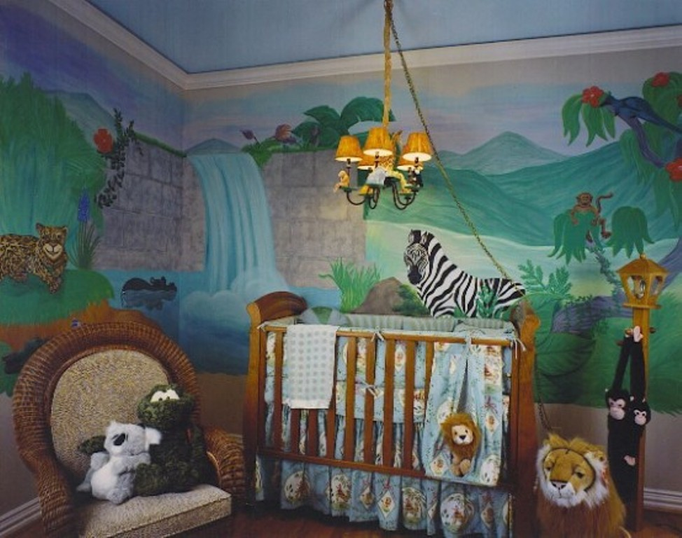 Picture of: Best Jungle Theme Nursery