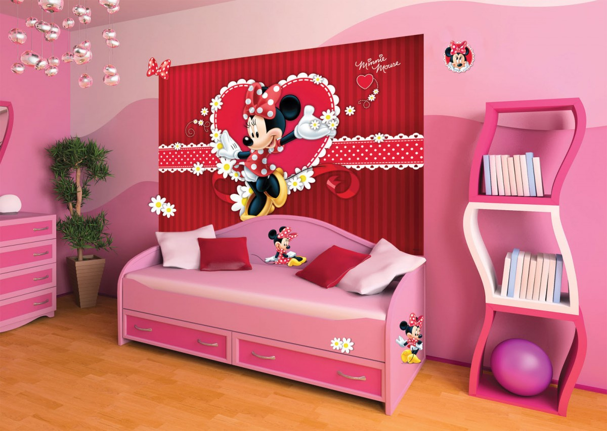 Picture of: Best Minnie Mouse Nursery