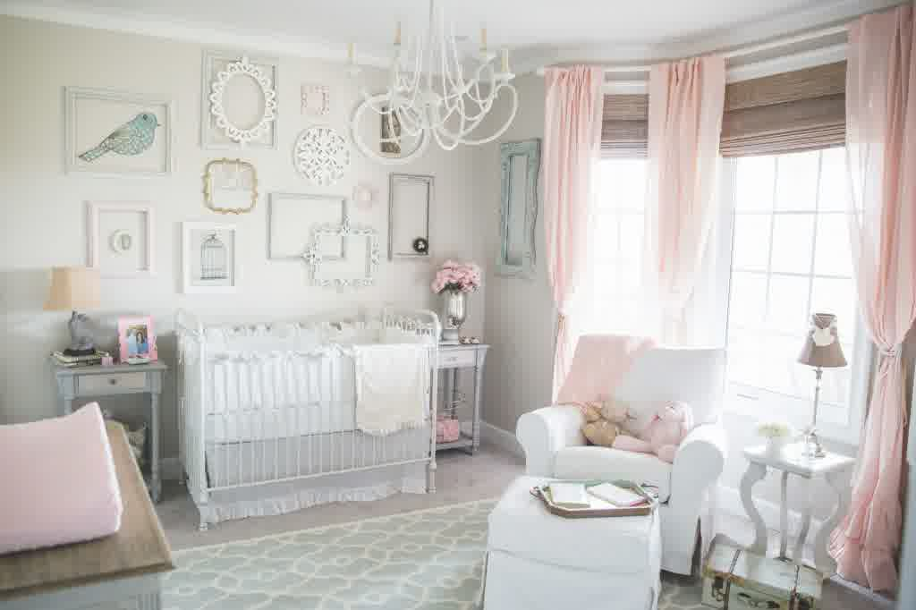 Picture of: Best Shabby Chic Nursery Image