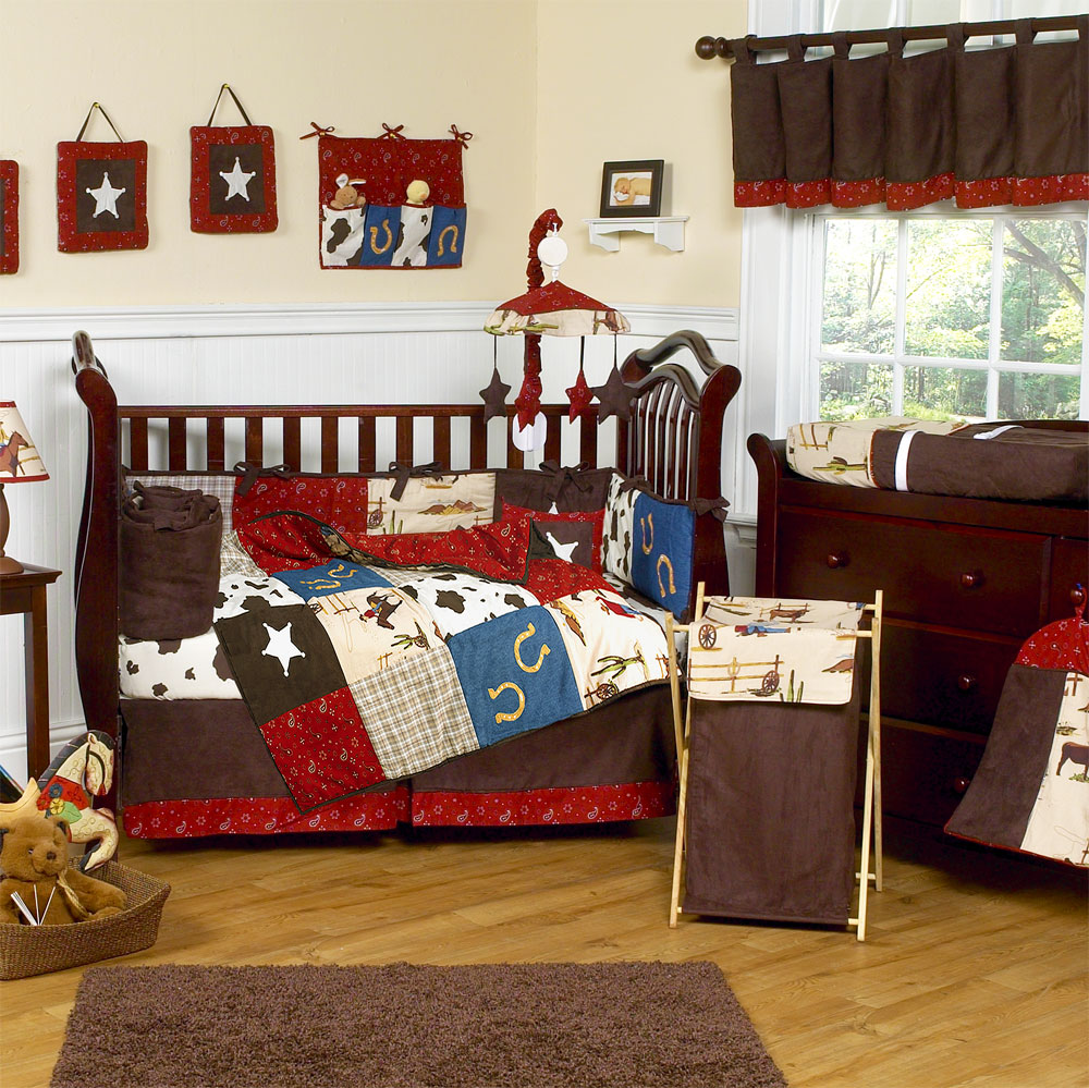 Picture of: Best Western Nursery Bedding