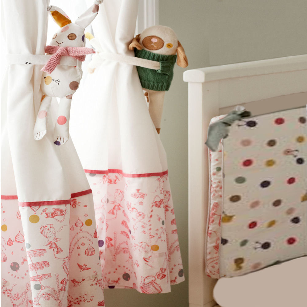 Best nursery curtains