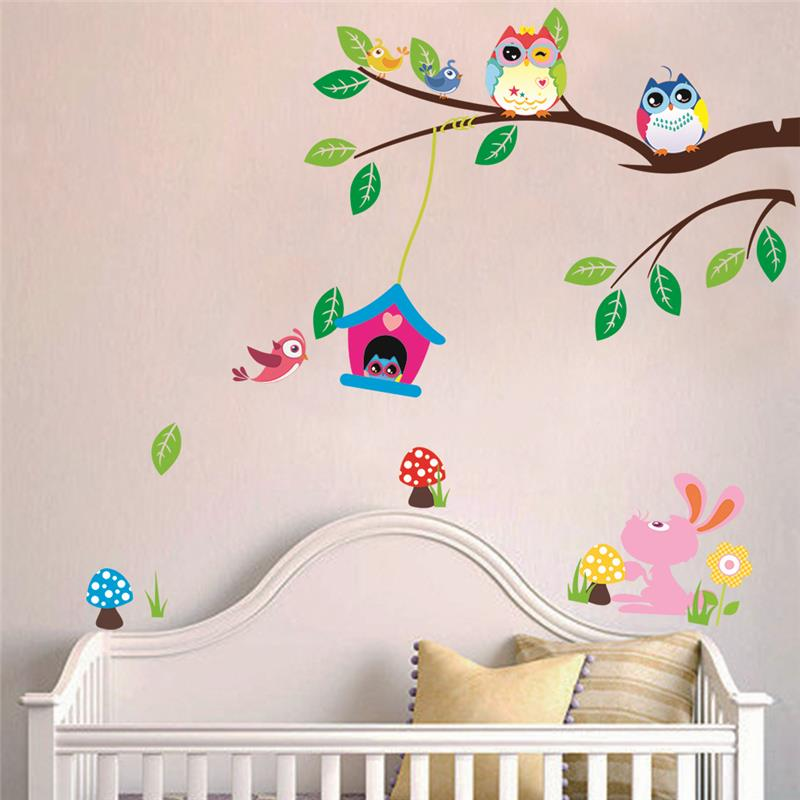 Picture of: Bird Nursery Bedding Decor