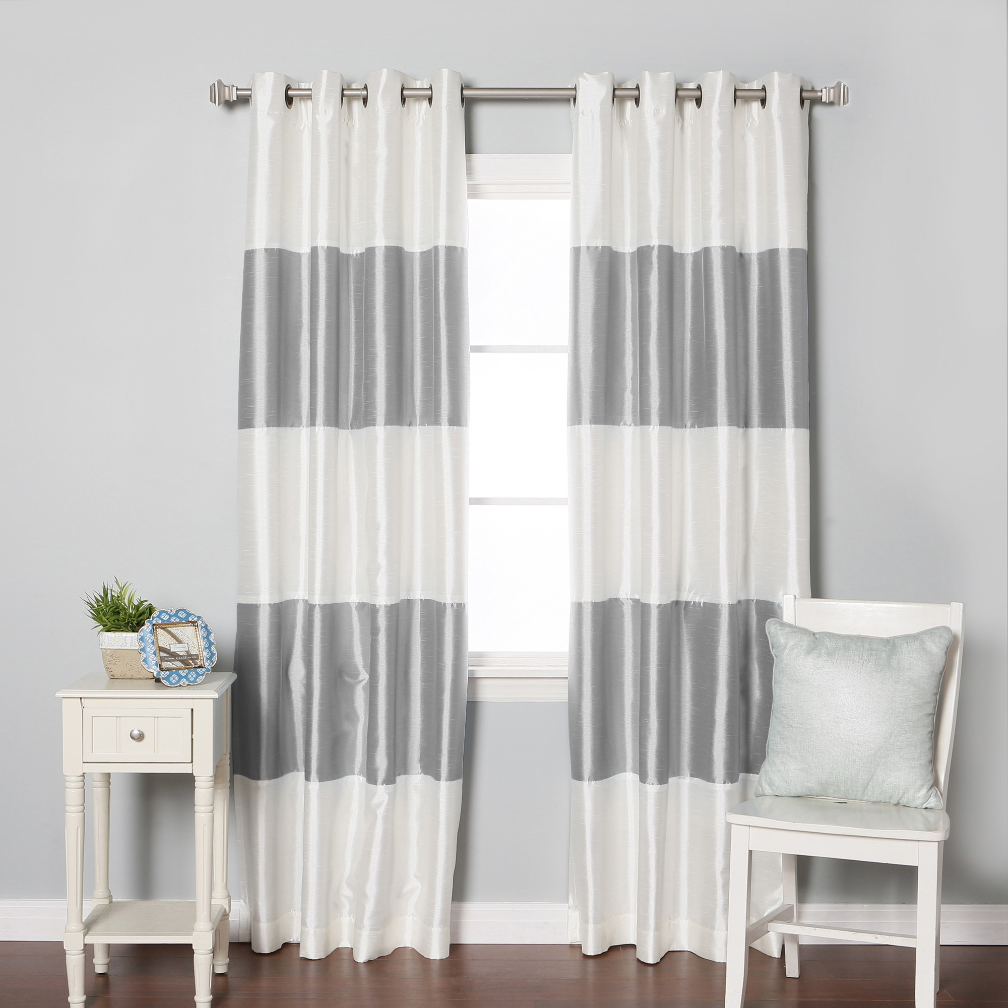 Image of: Blackout Curtains Nursery