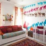 Bohemian Nursery Decor