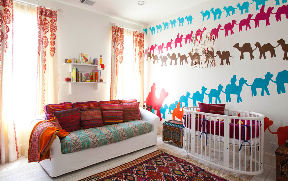 Picture of: Bohemian Nursery Decor
