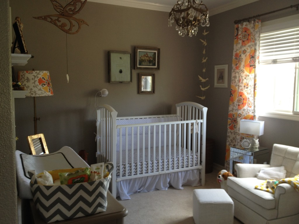 Picture of: Bohemian Nursery Image