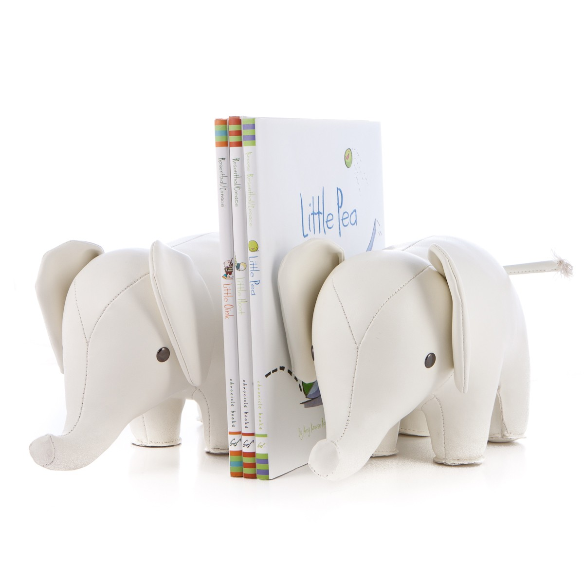 Picture of: Bookends for Nursery clam