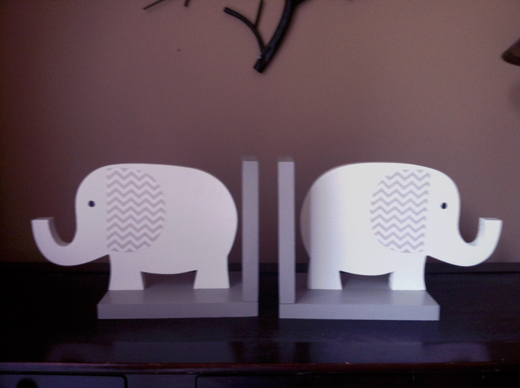 Picture of: Bookends for Nursery hot