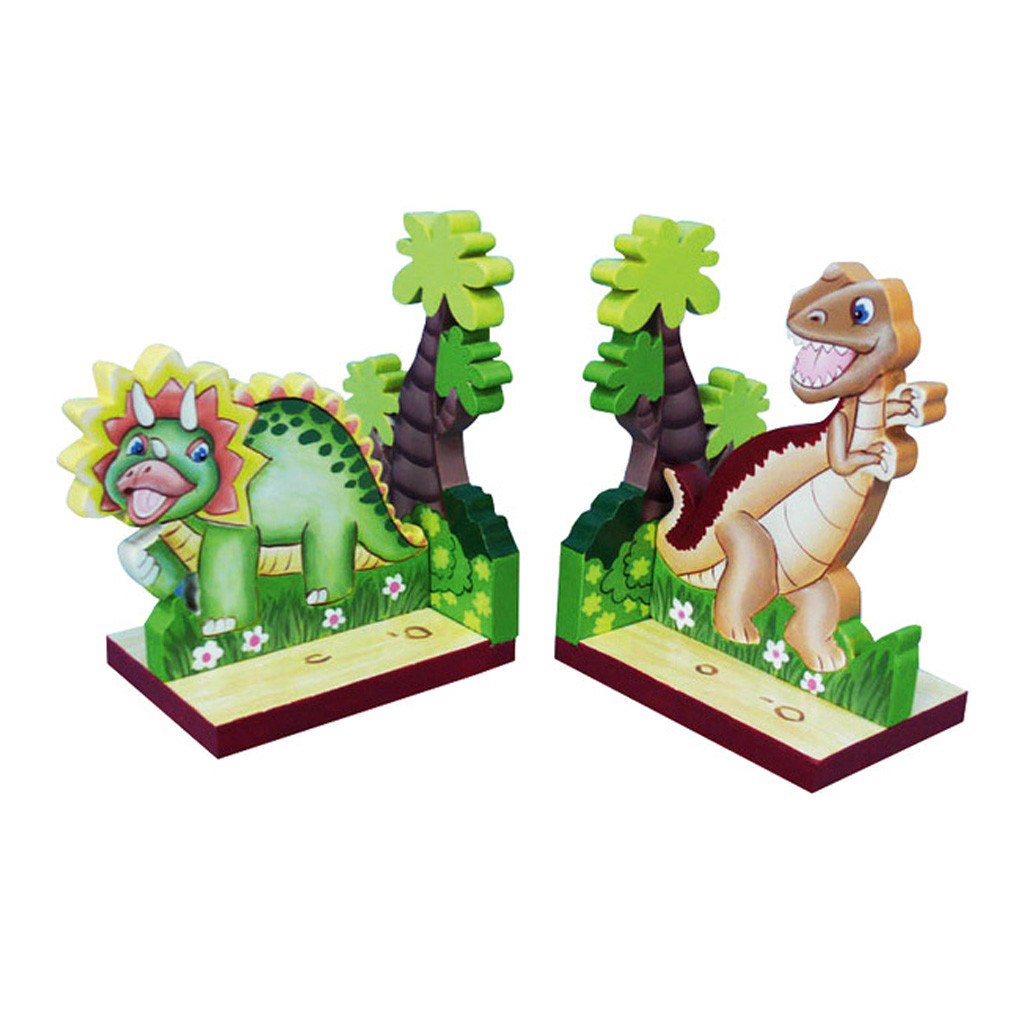 Picture of: Bookends for Nursery roll