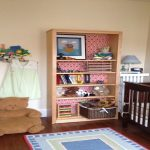 Bookshelf for Nursery Design