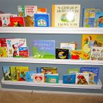 Bookshelf for Nursery Ideas