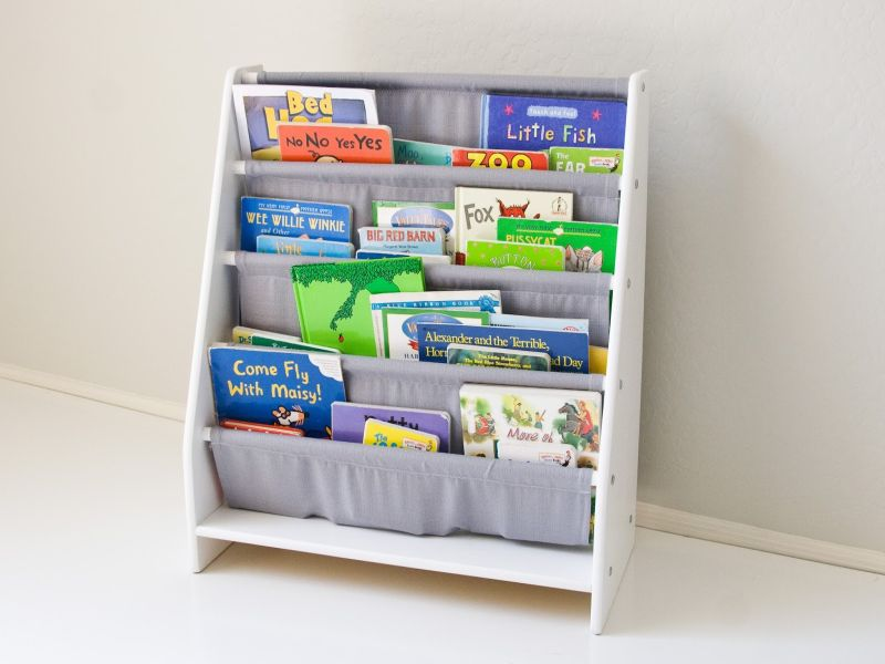 Bookshelf for Nursery Small Baby