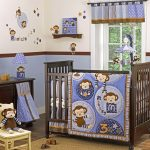 Boy Nursery Themes Monkeys