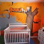 Calvin and Hobbes Nursery Cartoon