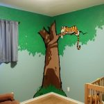 Calvin And Hobbes Nursery Decorative