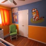 Calvin and Hobbes Nursery Photo