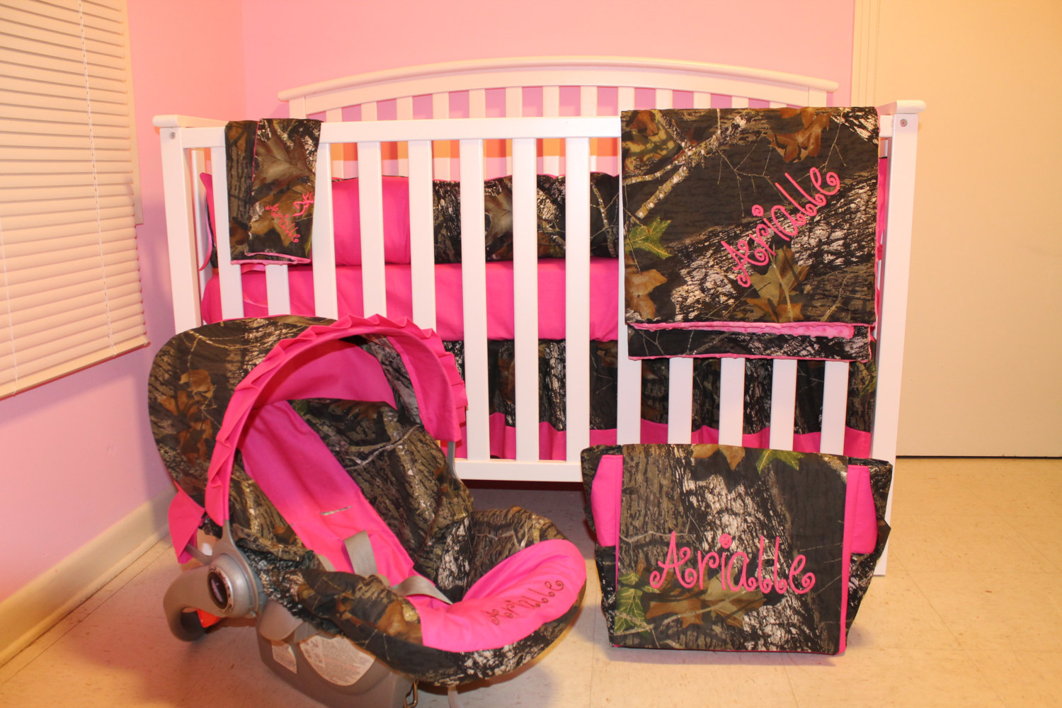 Picture of: Camo Nursery Mossy