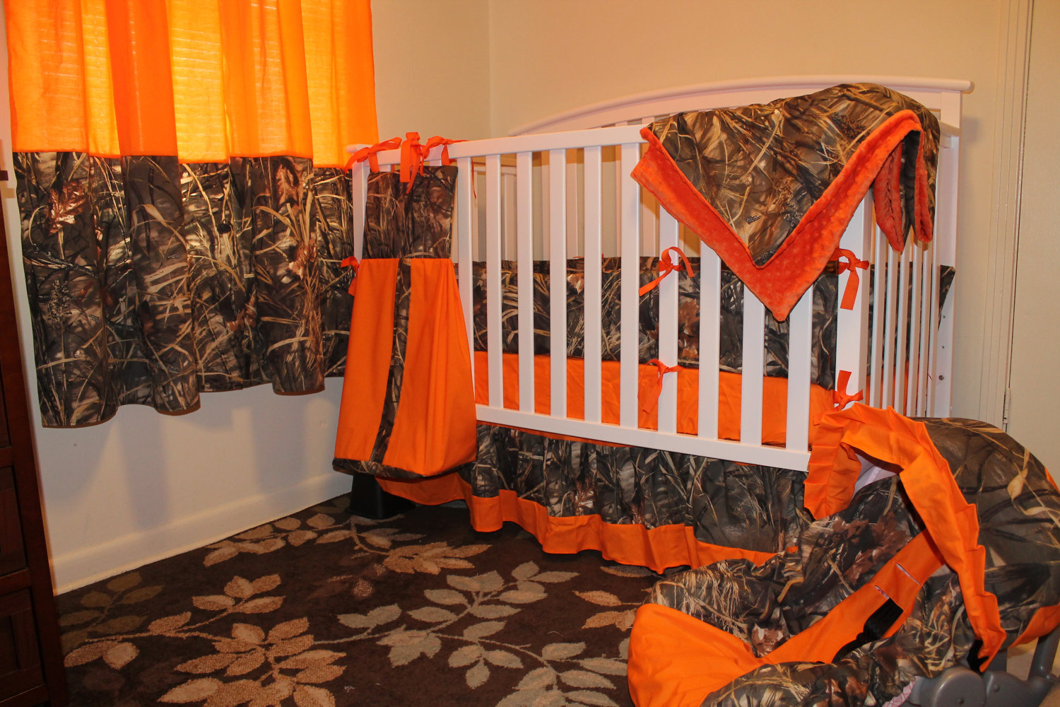 Picture of: Camo Nursery