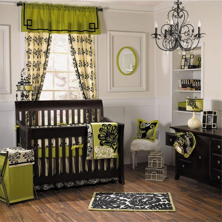 Picture of: Chandelier for Nursery Decor Ideas