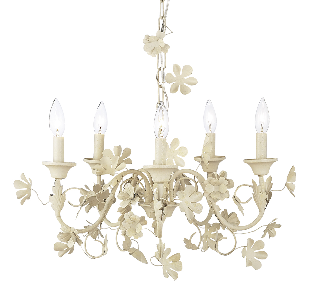 Picture of: Chandelier for Nursery Decorative