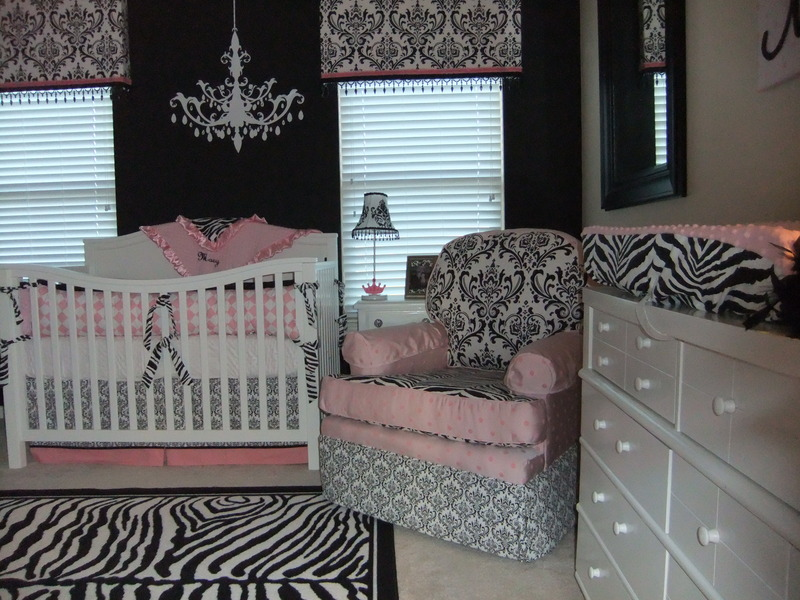 Picture of: Chandelier for Nursery Planning