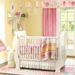 Charming Baby Girl Nursery Bedding